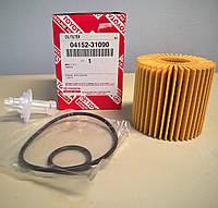 Масляный фильтр Toyota 04152-31090 (оригинал), фото 1
