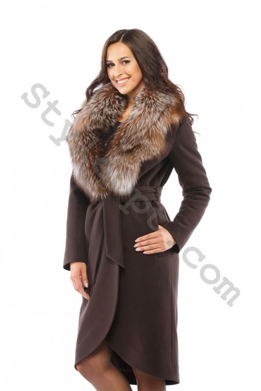 Купить Зимнее Кашемировое Пальто