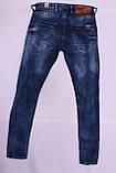 """Мужские узкие джинсы  """"Natsui"""" размеры 29-36., фото 2"""