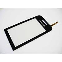 Тачскрин (сенсор) для Samsung S5230 (black) Качество