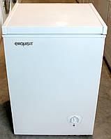 Морозильный ларь Exquisit GT111-1, (98 л), б/у