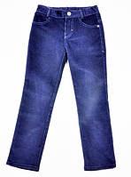 Вельветовые синие брюки Мonkey