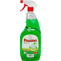 Средство для мытья стёкол Passion Gold Fenster Green 1 л.