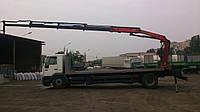 Услуги крана манипулятора 10 тонн