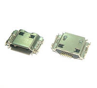 Разъем зарядки (коннектор) Samsung i9000, i9001, i8910, S7220, i9003, S5660, S5350, S5260 Original