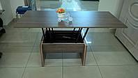 Стол-трансформер. Разные цвета. 700*750 H=460 (1500*700 H=750)