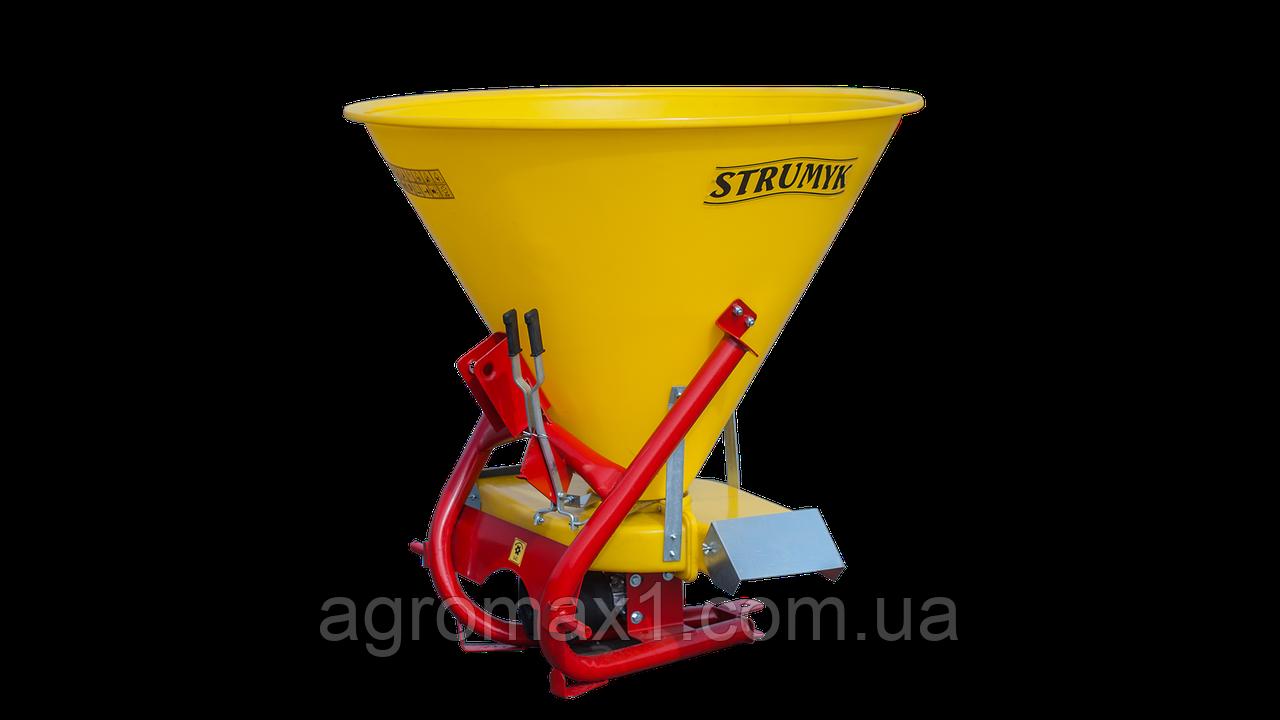Разбрасыватель удобрений Strumyk S-500 садовий