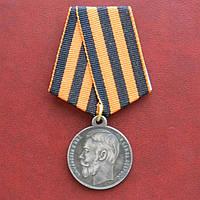 Медаль За храбрость 3 ст. , Николай II., фото 1