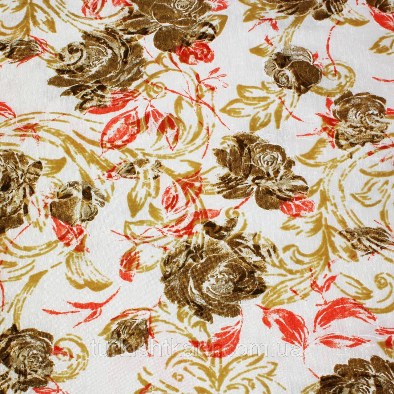 Ткань - Тафта - Флок