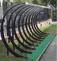 Крытая велопарковка, фото 1