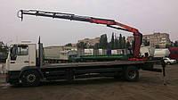 Кран-манипулятор 10 тонн