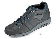 Мужские ботинки деми МИДА 12077 синие из натуральной кожи., фото 1