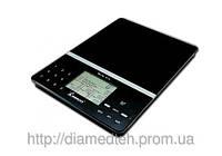 Электронные кухонные весы диетологические Momert 6843