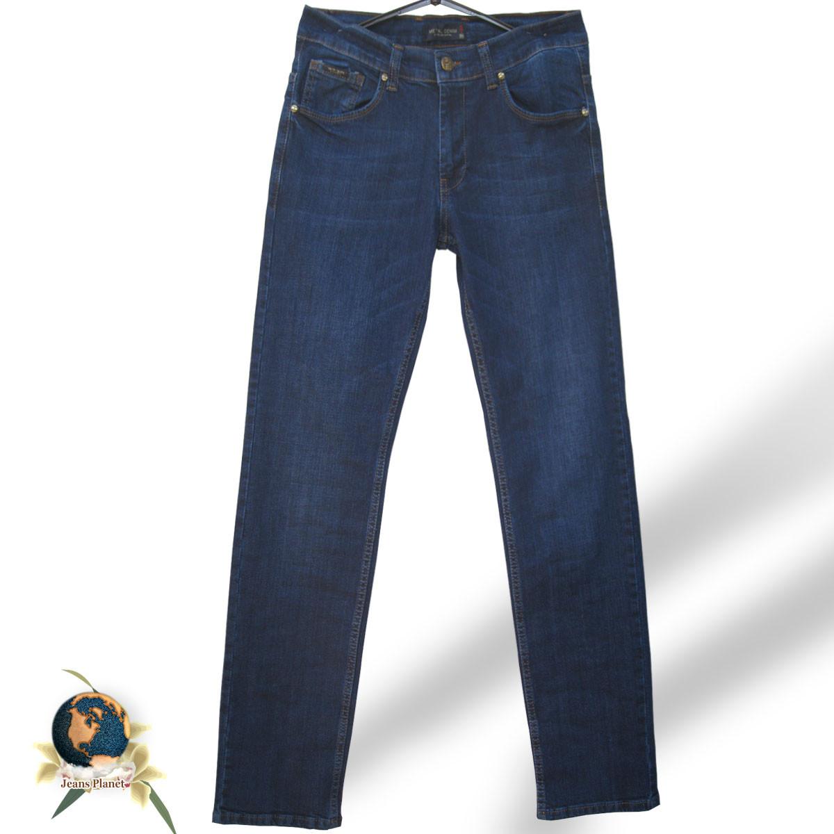 """Класичні чоловічі джинси """"Blue Metal"""" Туреччина 30 розмір"""