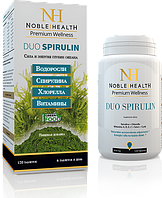 Дуо Спирулин ( Duo Spirulin ) - Спирулина и Хлорелла: лучшие антиоксиданты