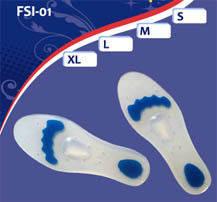 Стелька силиконовая FSI - 01