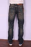 Чоловічі джинси Longli (код 2001), фото 2