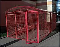 Закрытые велопарковки, фото 1