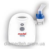 Компрессорный ингалятор «Medel Family»