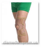 Бандаж на коленный сустав разъемный (6058)