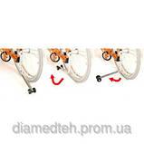 Легкая коляска для детей «ADJ KIDS» OSD, фото 4
