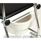 Кресло-каталка с санитарным оснащением «JBS» OSD-JBS367A, фото 2