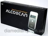 Профессиональный Алкотестер AlcoScan AL7000, фото 4