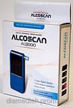 Алкотестер AlcoScan AL 8000 Персональный, фото 4