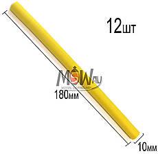 SPL - Бигуди папильотки для волос 11820 (18см 10мм 12шт), фото 2