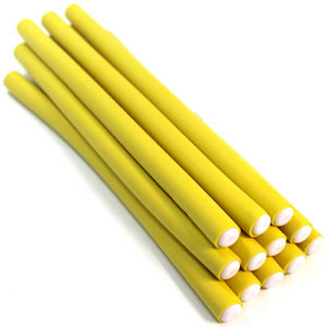 SPL - Бигуди папильотки для волос 11820 (18см 10мм 12шт)