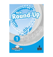 Книга учителя New Round-Up 1 Teacher's Book & Audio CD