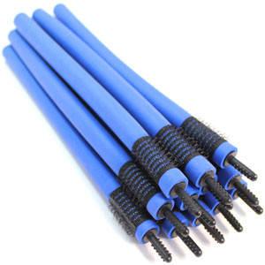 SPL - Бигуди папильотки с фиксатором для волос 12941 (18см 12мм 12шт), фото 2