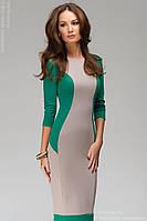Платье женское красивое нарядное футляр карандаш идеальная фигура