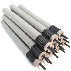 SPL - Бигуди папильотки с фиксатором для волос 12948 (18см 20мм 12шт)