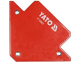 Сварочный магнит Yato yt-0863 на 11 кг