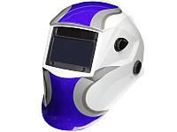 Сварочная маска хамелеон DIN 9-13 Krohn SUN7 Blue White
