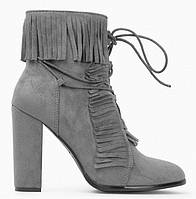 Женские ботинки CAPELLA grey, фото 1