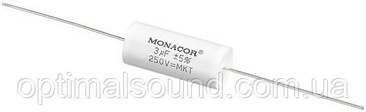 Monacor MKTA-30 | 3mF Пленочный полиэстровый конденсатор