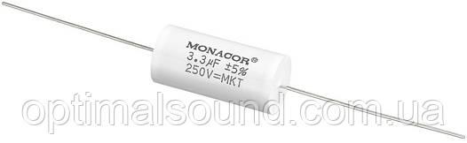 Monacor MKTA-33 | 3,3mF Пленочный полиэстровый конденсатор