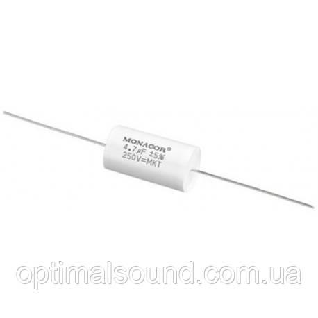 Monacor MKTA-47 | 4,7mF Пленочный полиэстровый конденсатор  - OptimalSound в Киеве