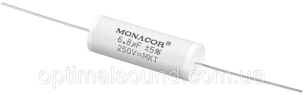 Monacor MKTA-68 | 6,8mF Пленочный полиэстровый конденсатор