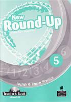 Книга учителя New Round-Up 5 Teacher's Book & Audio CD