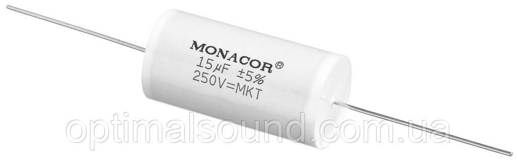 Monacor MKTA-150 | 15mF Пленочный полиэстровый конденсатор