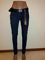 Джинсы женские темные Sessanta 4201, фото 1