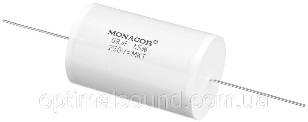 Monacor MKTA-680   68mF Пленочный полиэстровый конденсатор  - OptimalSound в Киеве