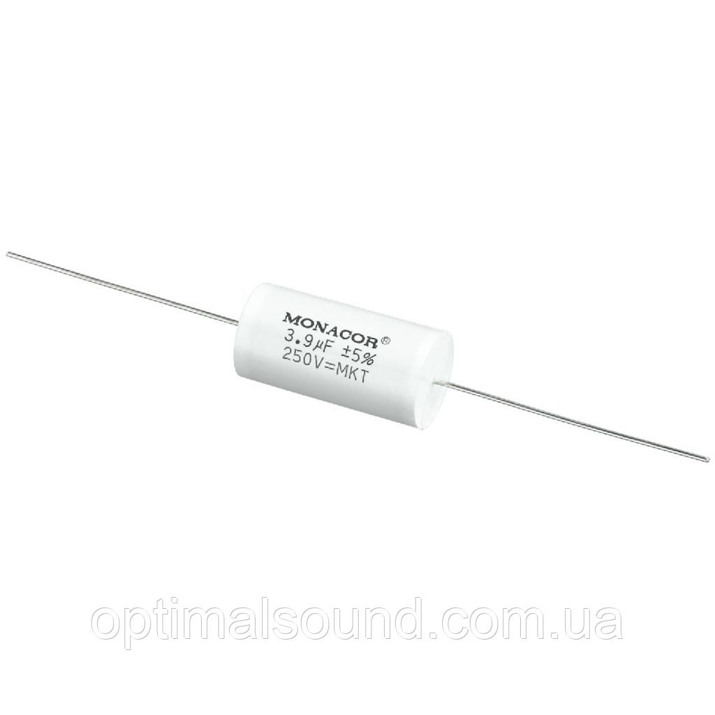 Monacor MKTA-39 | 3,9mF Пленочный полиэстровый конденсатор