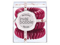 Резинка - браслет Invisi Bobble Бордо