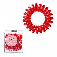 Резинка - браслет Invisi Bobble Красная