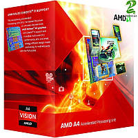 AMD A4 X2 4020 (Socket FM2) Box (AD4020OKHLBOX)