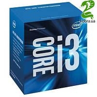 Intel Core i3 6300 3.8GHz (4mb, Skylake, 51W, S1151) Box (BX80662I36300)